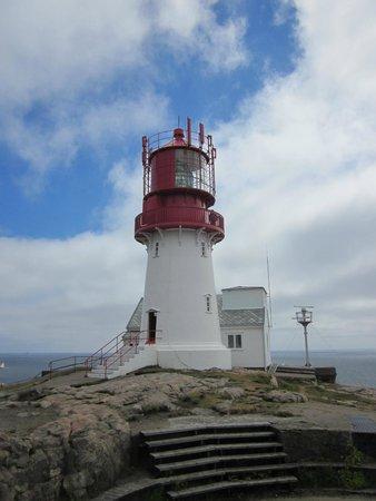 Lindesnes Fyr: Die Hilfe für Seefahrer