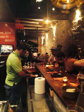 Sensi Tapas: Die Bar