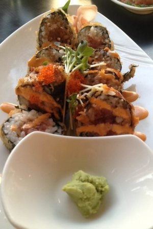 Ko Restaurant : Oishi Sushi*** high percentage of sustainable/organically farmed wines.