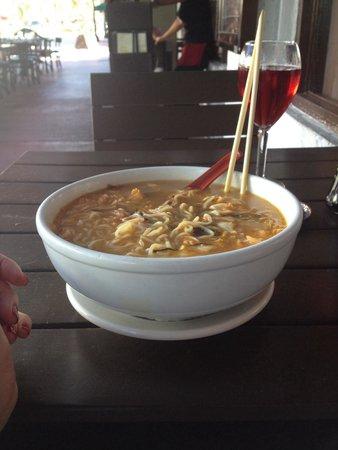 Moshi Moshi South Beach: Hot Noodles