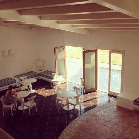 Borgo di Fiuzzi Resort & SPA: Ambiente interno