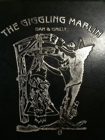 Giggling Marlin: The Marlin!