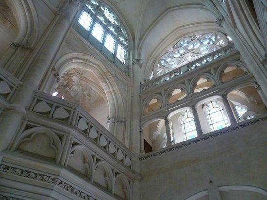 Chateau de Pierrefonds : Chapelle