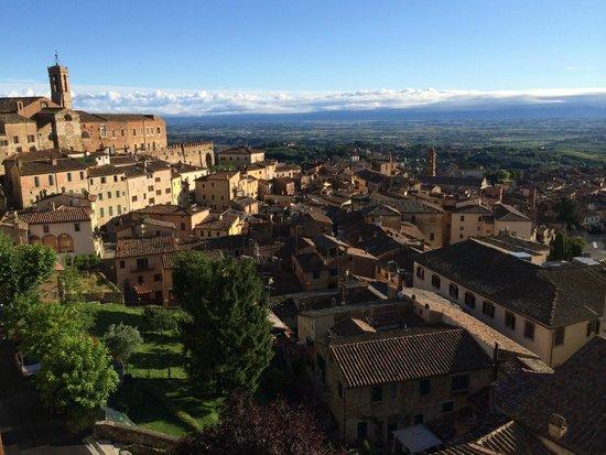 Meuble il Riccio : Vue de la fenêtre de la chambre
