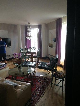Hotel Kung Carl, BW Premier Collection : Vardagsrummet
