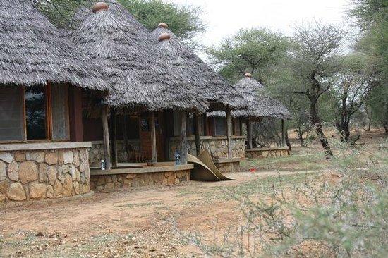 Tarangire Safari Lodge : Bungalows