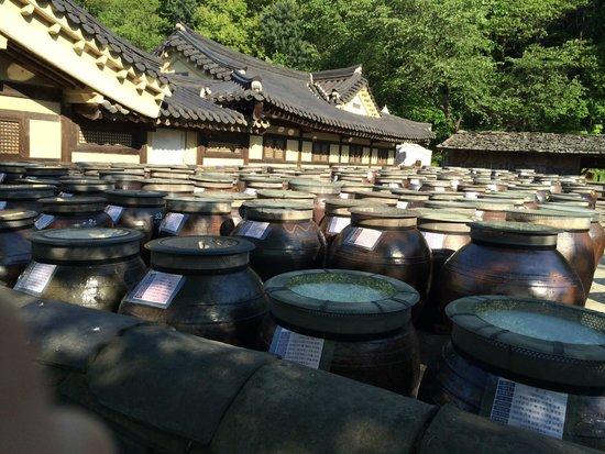 Korean Folk Village: Folk Village