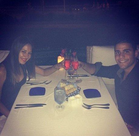 Salacia Prime Seafood and Steaks Restaurant: Romantic Memories