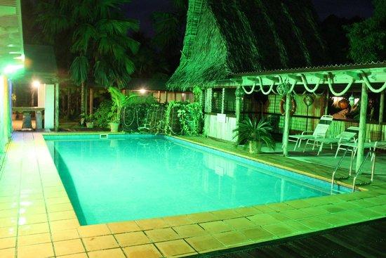 Kosrae Nautilus Resort: Pool