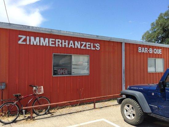 Zimmerhanzel's Bar-B-Que: Zimmerhanzel's