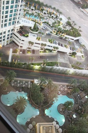 Hilton Grand Vacations on the Boulevard: vista