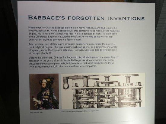 Science Museum: Babbage machine