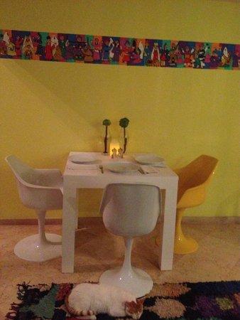 Umia : Dinning room