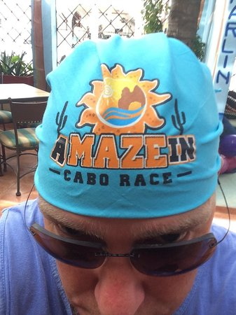 A-maze-in Cabo Race : Our Color