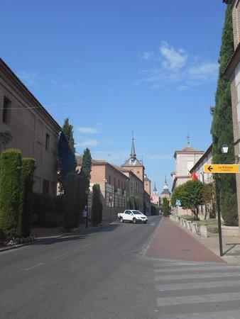 Parador de Alcalá de Henares: Alrededores