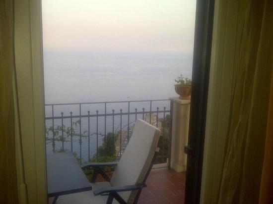 Grand Hotel San Pietro: vista habitacion vista al mar