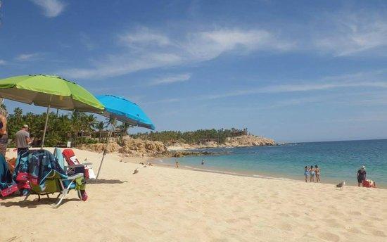 Chileno Beach - North view