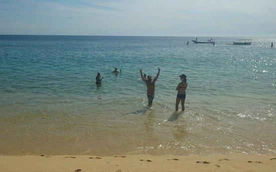 Chileno Beach!