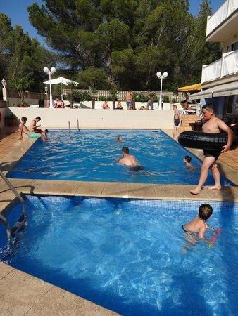 Hotel Palma Mazas: basen