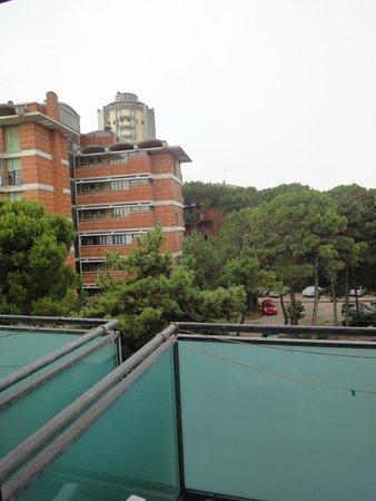 Hotel Mediterraneo: View