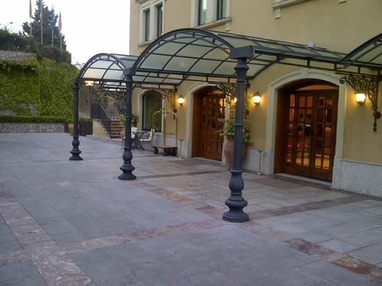 Grand Hotel San Pietro: entrada