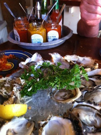 Rodney's Oyster House : Oysters