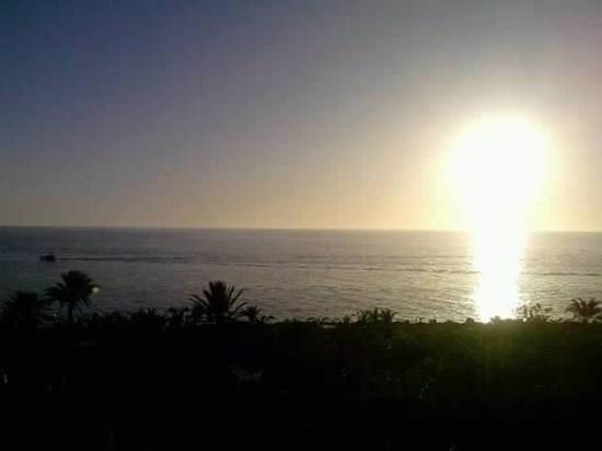 Club Gran Anfi: Sunset ........ nuff said!