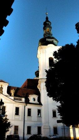 Hotel Monastery : Strahov Cathedral