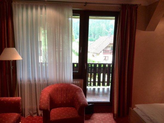 Hotel Restaurant Ochsenwirtshof : Zimmer