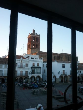 Hotel Plaza Grande: Vista dalla camera