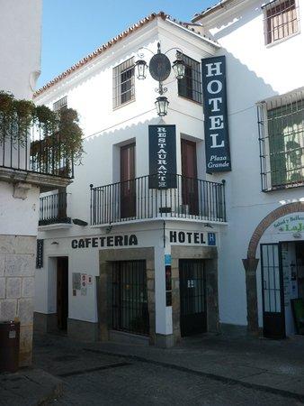 Hotel Plaza Grande: Hotel