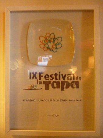 Hotel Plaza Grande: Festival Tapas