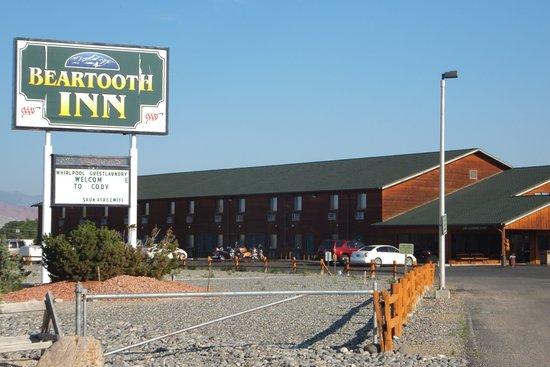 Beartooth Inn of Cody : Beartooth Inn exterior