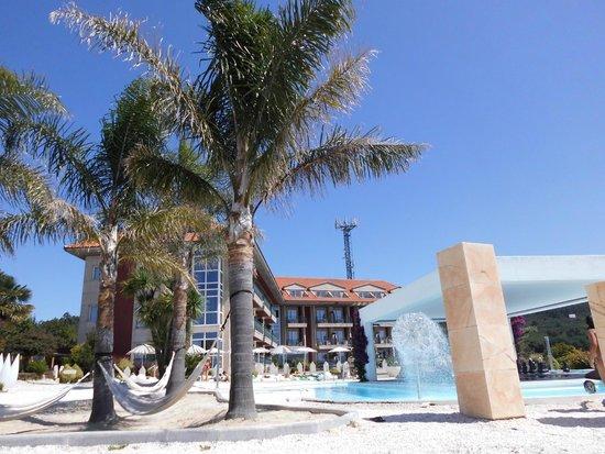 Augusta Spa Resort: desde la hamaca