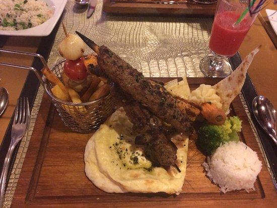 China Town Restaurant: Turkish kebabs