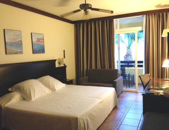 Barcelo Jandia Playa: La chambre
