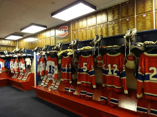 Hockey Hall of Fame: The Canadiens legacy