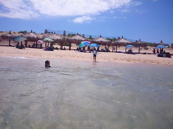 Chileno Beach: Hermosa playa