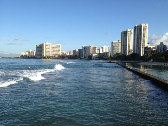 Waikiki Beach: Waikiki