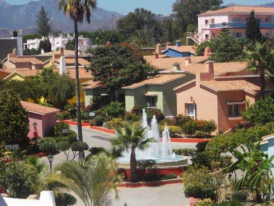 Marbella Playa Hotel : Desde una habitación del edificio