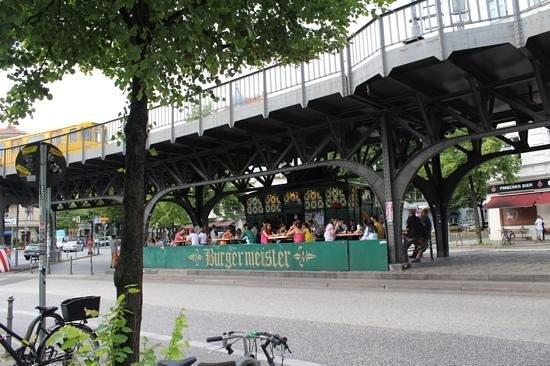 Burgermeister: location