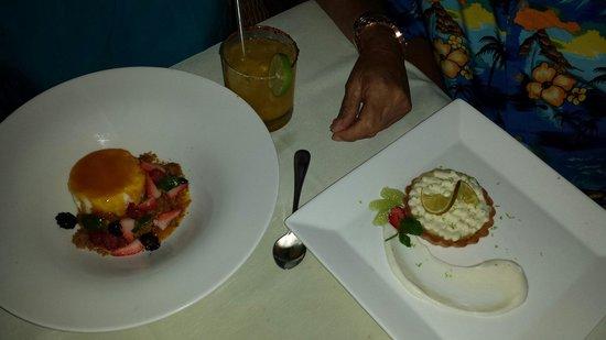La Palapa Restaurant : Delicious deserts!!!!!