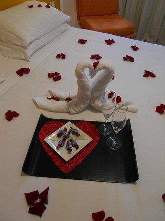 "Saboia Estoril Hotel: ""Romance"" package"