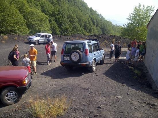 Go-Etna: en ruta