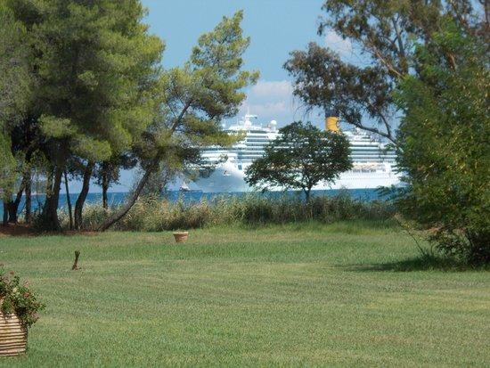 TUI FAMILY LIFE Kerkyra Golf : the ships