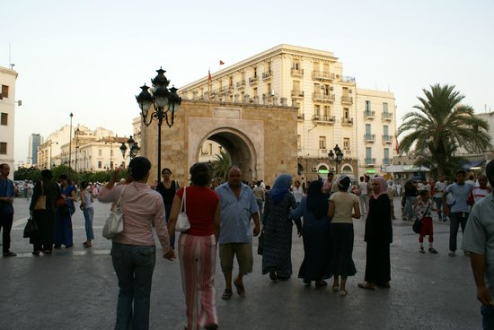 Tunis Governorate, Tunisia: Shouk