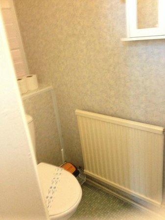 May-Dene Private Hotel : Toilet / Bathroom well stocked