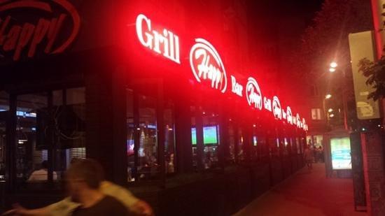 Happy Bar & Grill Rakovski: happy grill