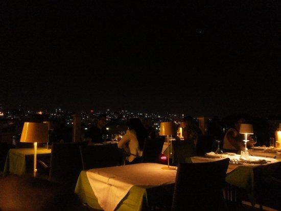 Neyzade Restaurant: terrazza