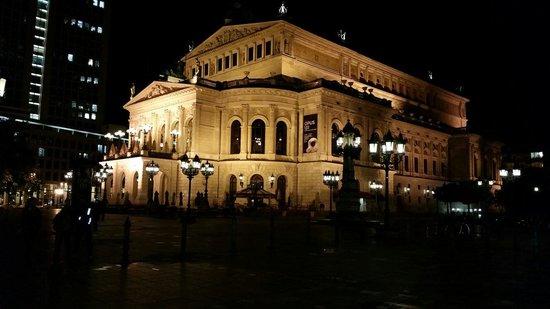 Alte Oper: Opera frankfurt